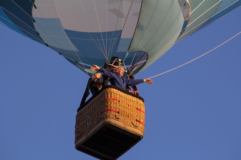 ballon montgolfiere