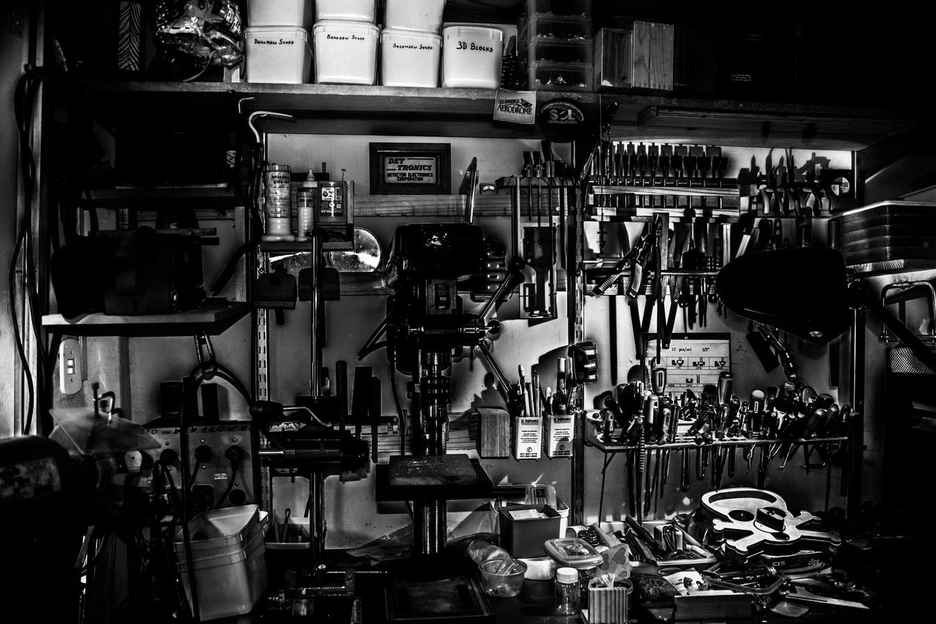 La boîte à outils du bricoleur, comment la constituer ?